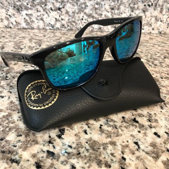 d8a8cf69f5a Ray Ban RB4181 Highstreet Sunglasses. M 5b883cf4d8a2c74d4ee7e3a4
